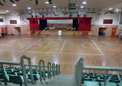 Cherrybrook Tech High School Hall